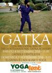 Gatka allo YogaFest di Matera 2018 con Siri Gopal Singh